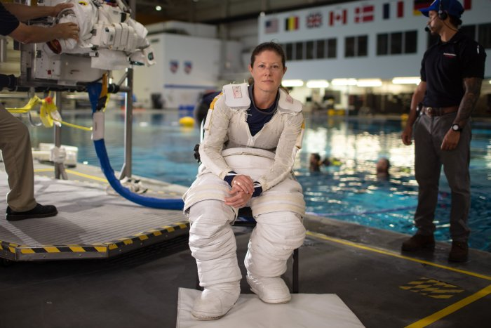 NASA's 16 women astronauts -- at least one likely to walk on moon