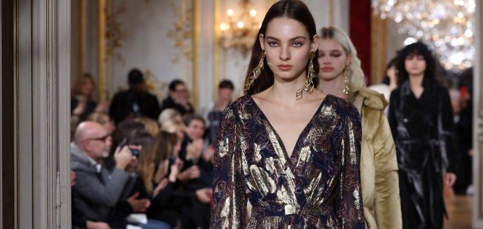 In photos: Paul & Joe show at Paris Fashion Week