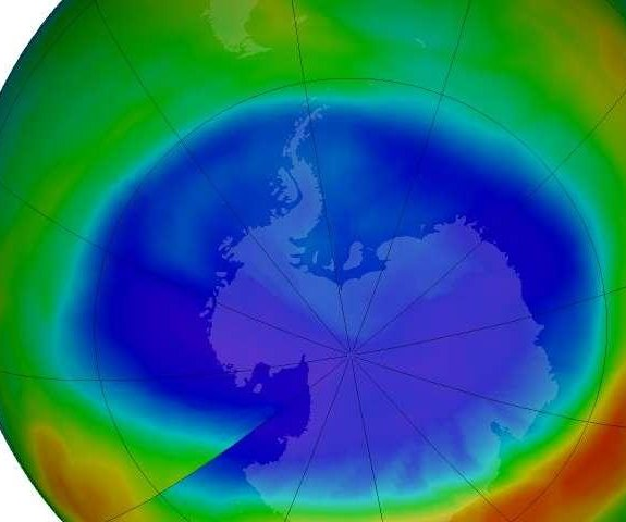 NOAA reports rising concentration of ozone-eating CFCs