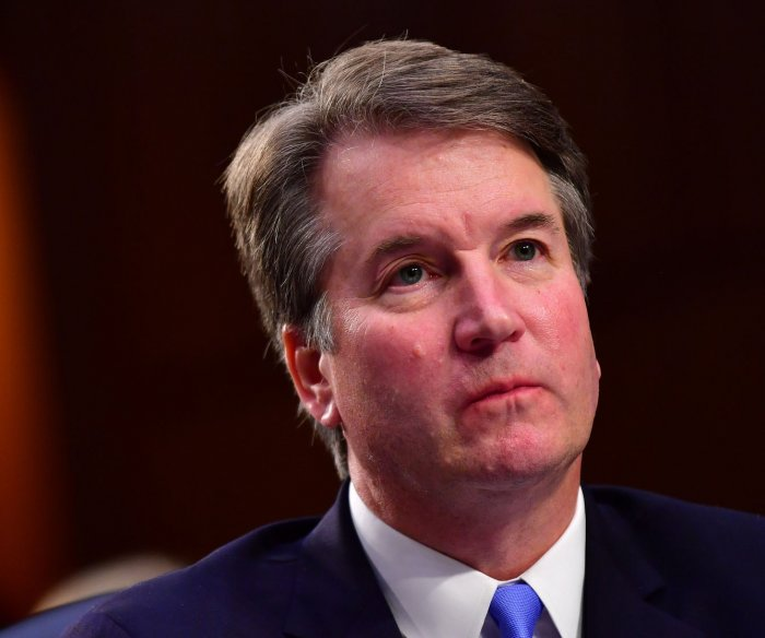 Kavanaugh's accuser, Senate committee tussle over hearing