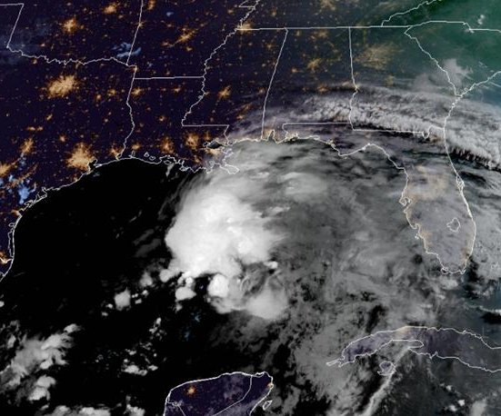 Growing Gulf Coast system expected to become tropical storm Friday