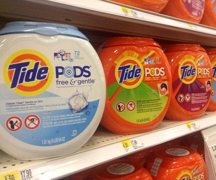 Tide Pod Challenge: Latest web fad carries big danger to health
