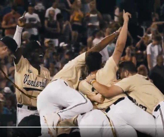 College World Series: Vanderbilt tops Michigan for 2nd title