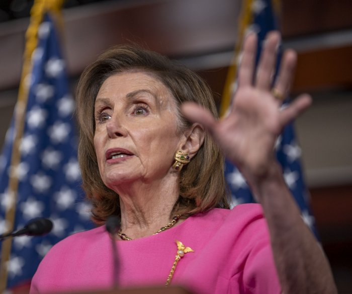 Pelosi may delay vote on bipartisan infrastructure bill