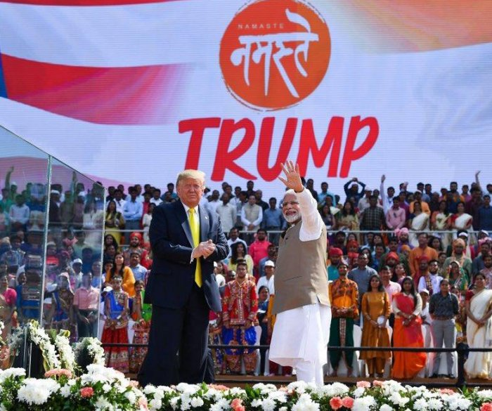 Trump pledges loyalty to India in fight against 'Islamic terror'