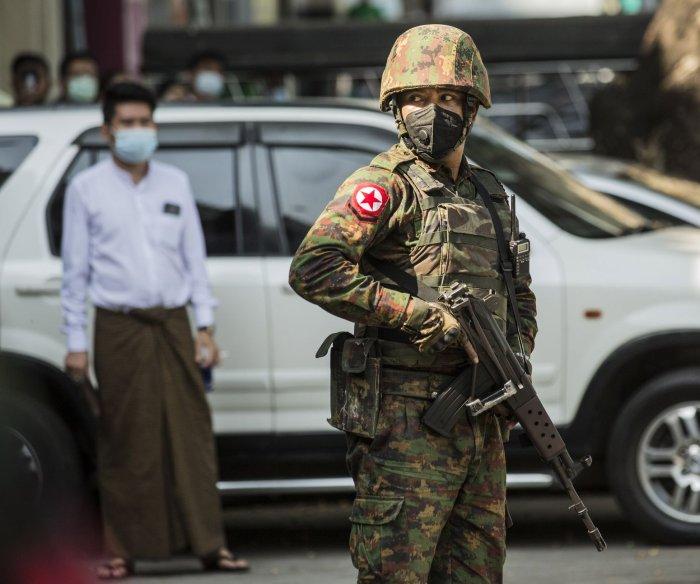 Myanmar military kidnaps relatives to lure fugitives, U.N. expert says