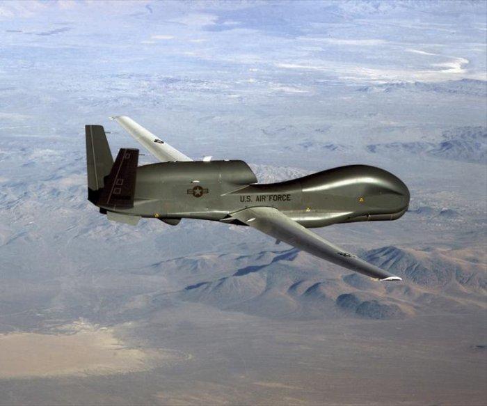 Iran: IRGC shoots down U.S. spy drone