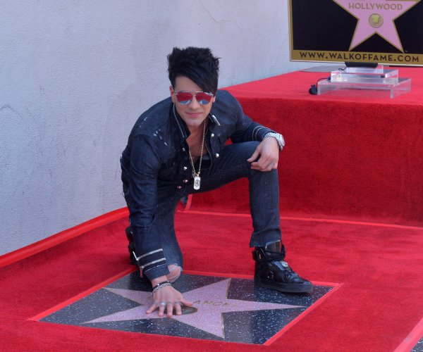 Criss Angel honored with a star on the Hollywood Walk of Fame