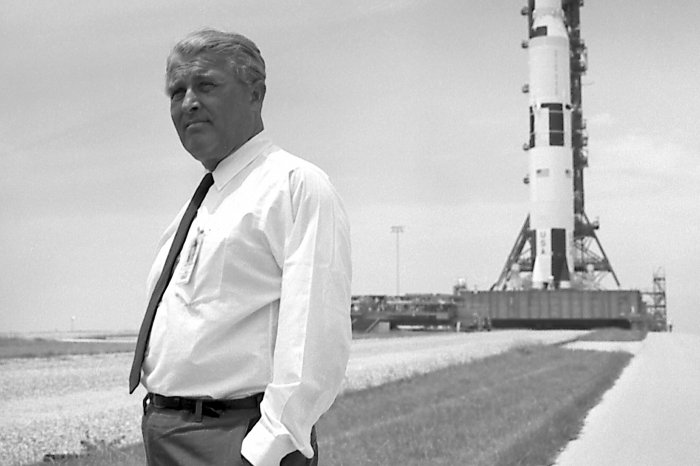 Apollo-era tech built foundation, but private industry now leads space innovation