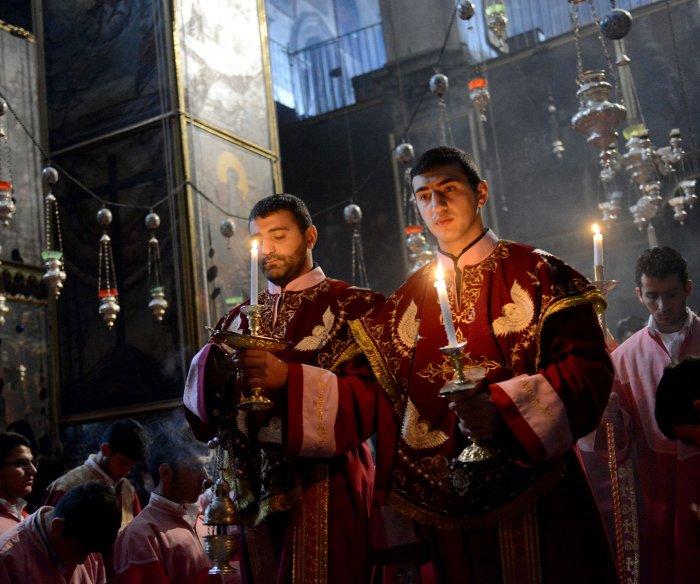 Commemoration of Armenian Genocide centennial in Jerusalem