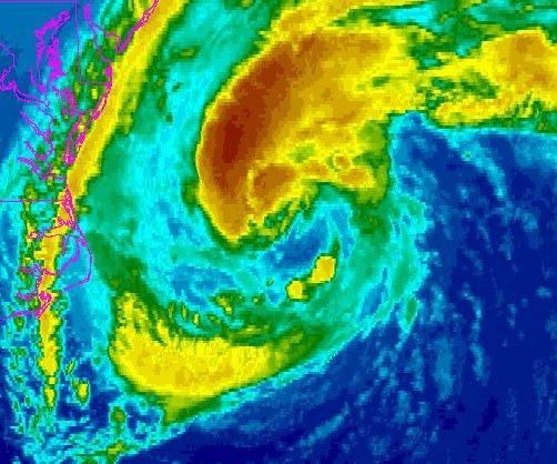 Jose still Category 1 hurricane as it moves toward U.S. Northeast