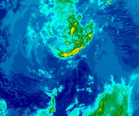 Otis maintains tropical storm status in Pacific
