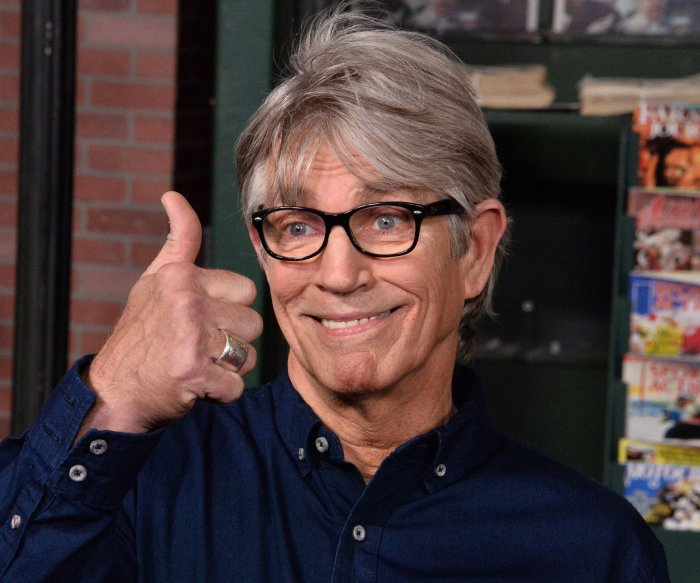 Eric Roberts plays lovable role in 'Inside the Rain'
