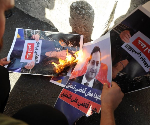 Scenes from deadly Beirut protests