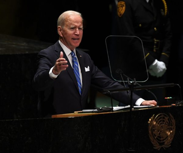 U.N.: Biden urges unity to end COVID-19, opposes 'new Cold War'