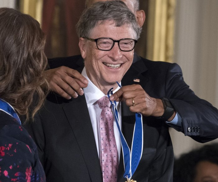 Gates Foundation joins coalition to fight epidemics
