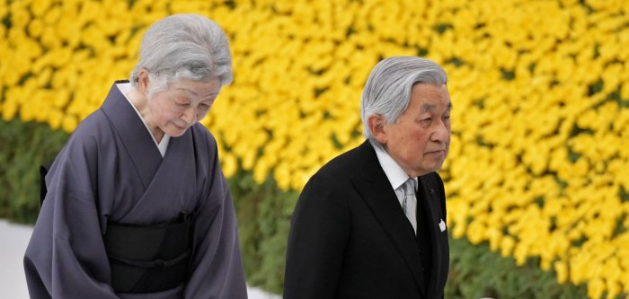 Japan marks 73rd WWII anniversary