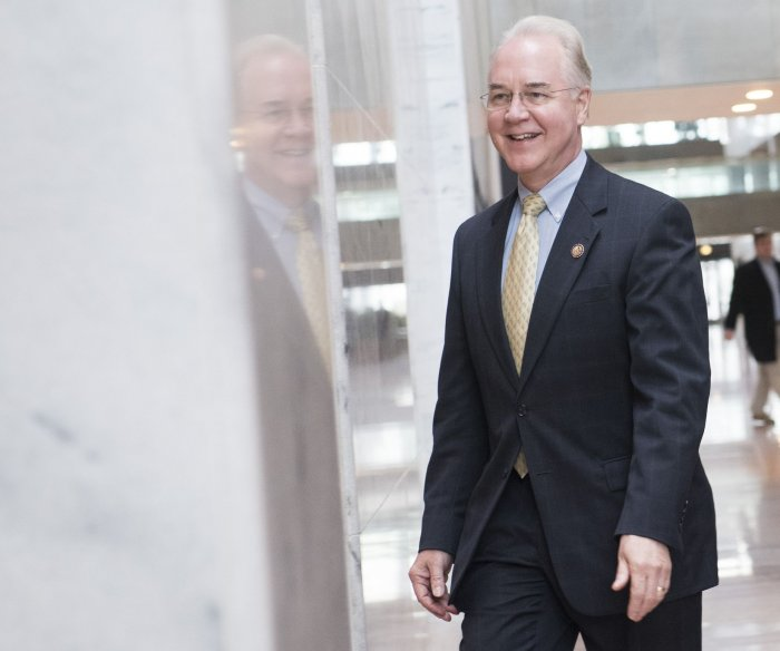 Watch live: Tom Price's confirmation hearing for HHS