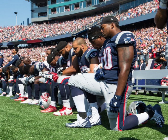 NFL airs ad calling for unity; Trump urges policy change over anthem