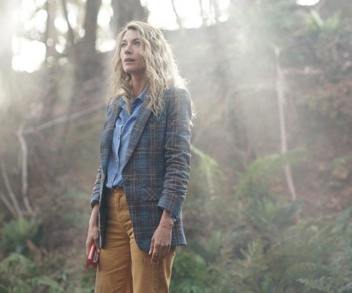 Star says NBC's 'La Brea' may be her last chance to be action hero
