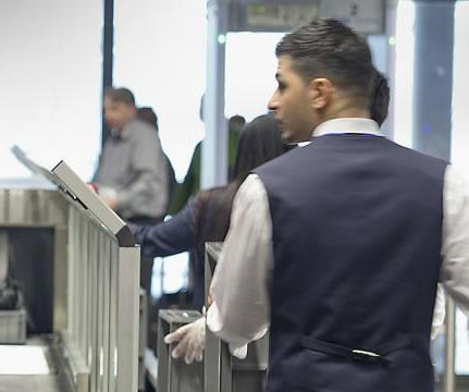 Smiths Detection tapped for airport security