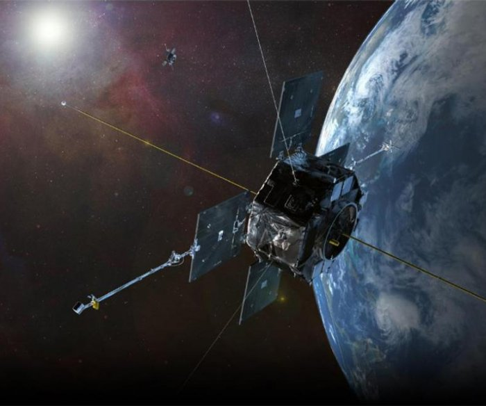 NASA probes yield insights into Van Allen radiation belts