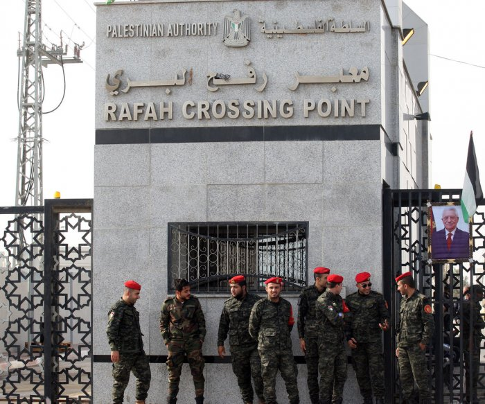 Egypt reopens Rafah border crossing with Gaza in deal
