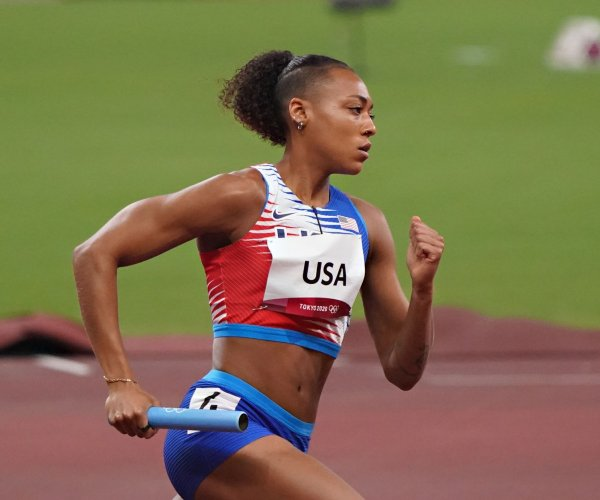 Olympics: Triathletes, swimmers, shooters, sprinters medal for Team USA