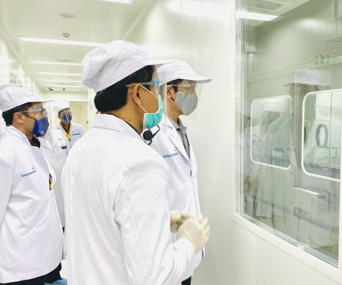 Chinese vaccine maker begins human clinical trials in Indonesia