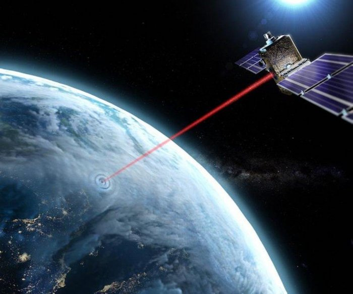 Scientists want to blast holes in clouds with laser to boost satellite communication