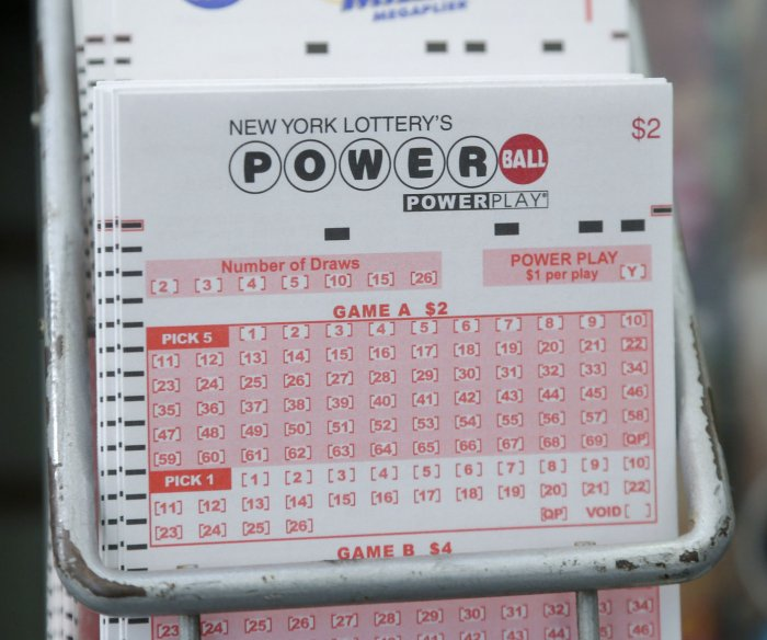 Winning numbers selected for $378M Powerball drawing