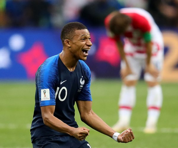 France wins FIFA World Cup in Russia