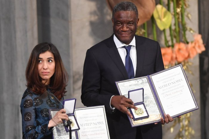 Nobel Peace Prize recipients honored in Oslo