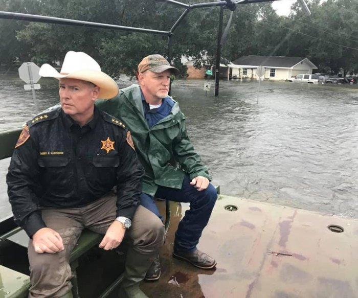Imelda's devastating rains overwhelm southeastern Texas