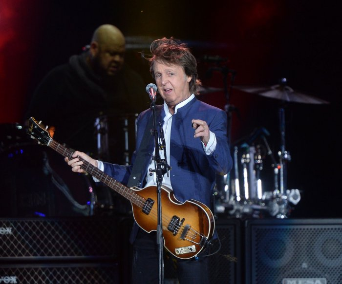 Paul McCartney sues Sony to regain Beatles song rights