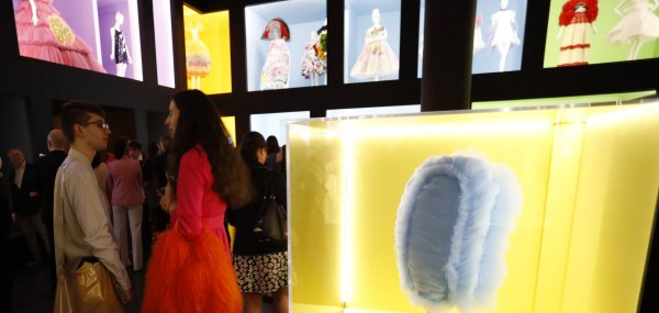 Met Costume Institute's 'Camp: Notes on Fashion' preview