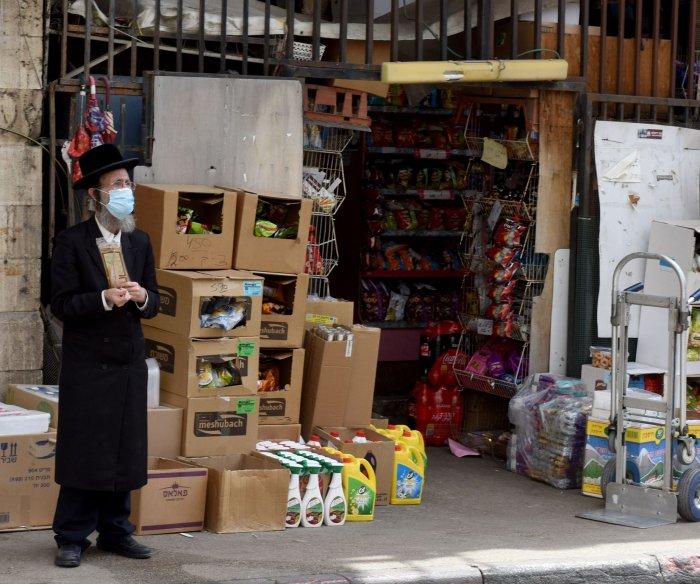 Coronavirus cases spike in ultra-Orthodox Israeli city of Bnei Brak
