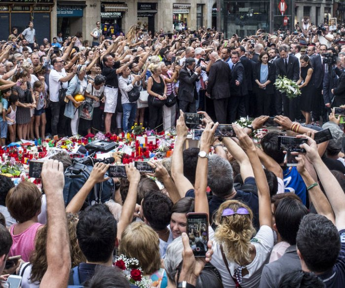 Barcelona mourns amid search for new suspect
