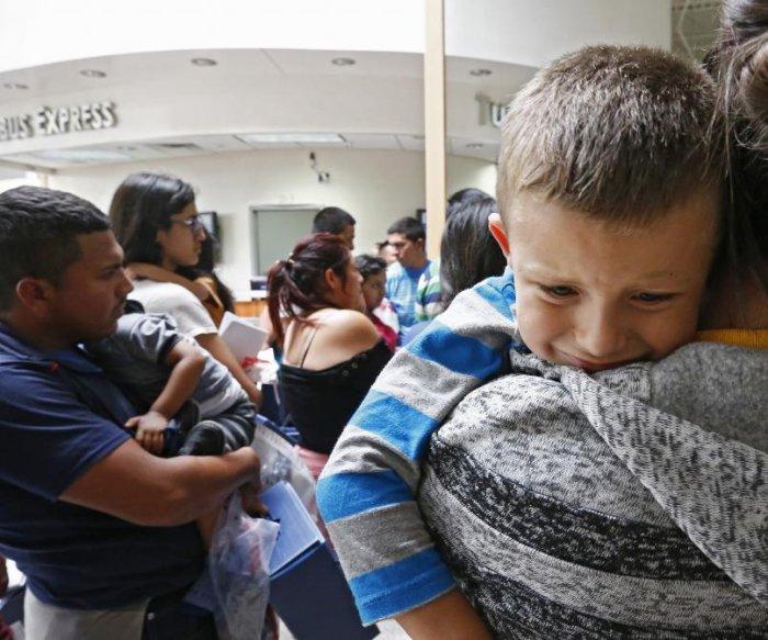 U.N. report: Detaining migrant children harms their mental health