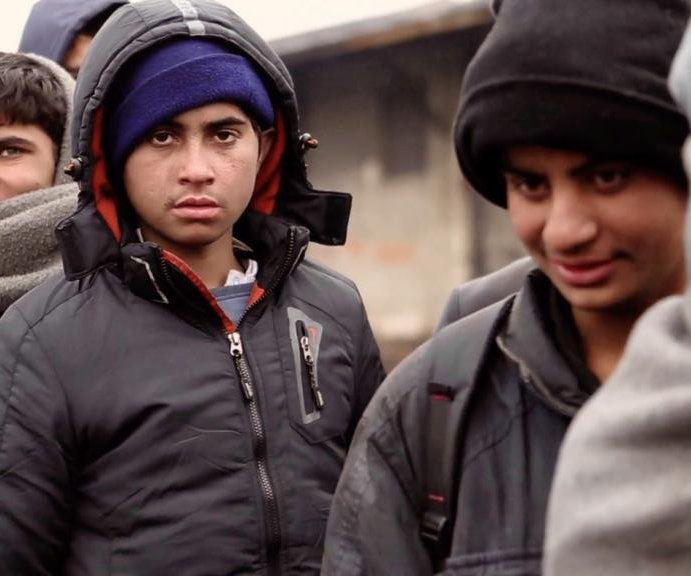 Belgrade's young refugees, once hidden in plain sight, now disappear