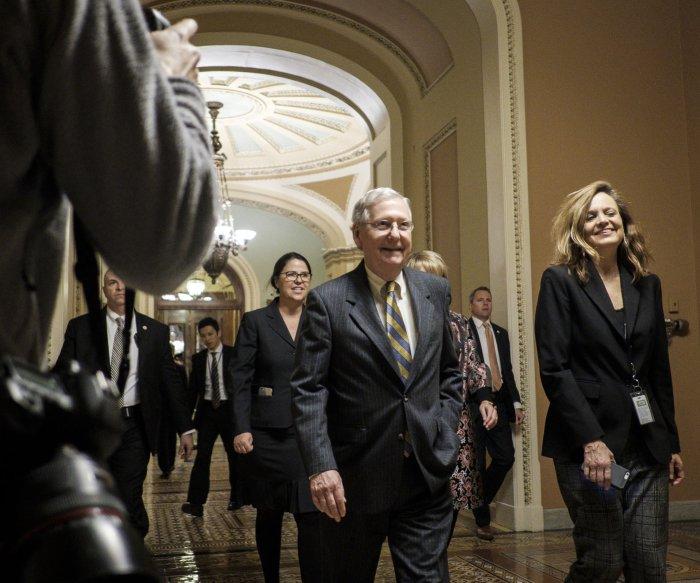 Congress seeks way to end government shutdown