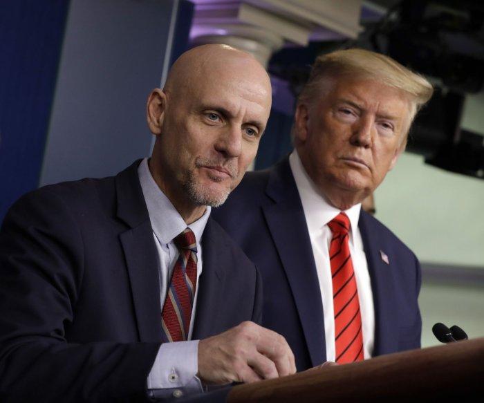 Trump threatens to overrule FDA on COVID-19 vaccine; U.S. adds 37K cases