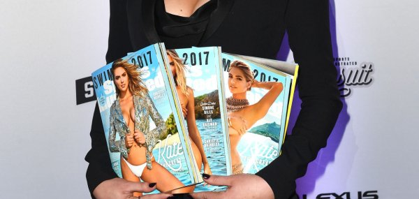 2017 SI Swimsuit issue launch