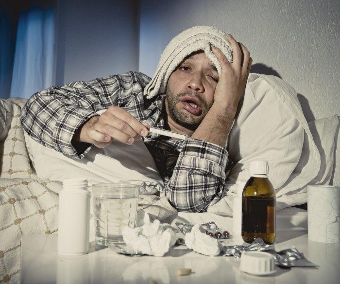 Study says flu hits men harder than women