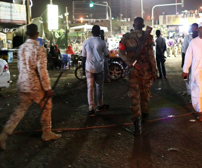 EU: Sudan military responsible for deaths, violence committed against the public