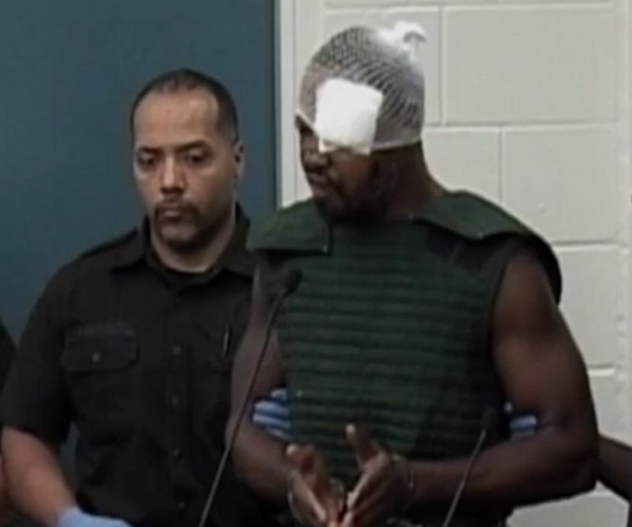 Markeith Loyd officially charged in killing of Orlando police officer