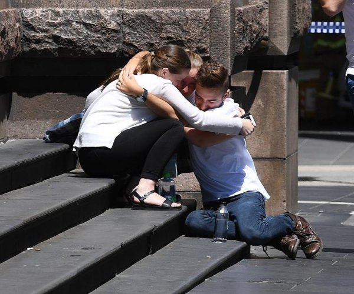 Three dead, at least 15 hurt after car plows crowd in Australia