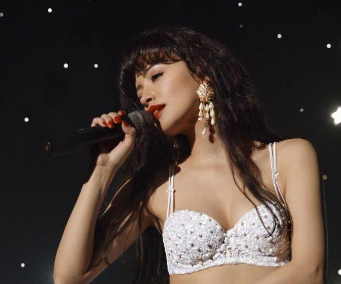 Christian Serratos, Ricardo Chavira had a special feel for 'Selena'