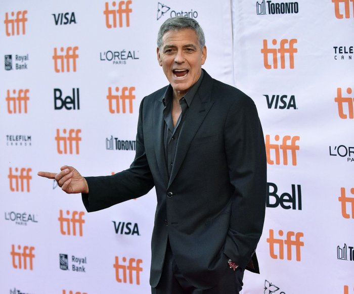 Clooney developing 'Watergate' series for Netflix