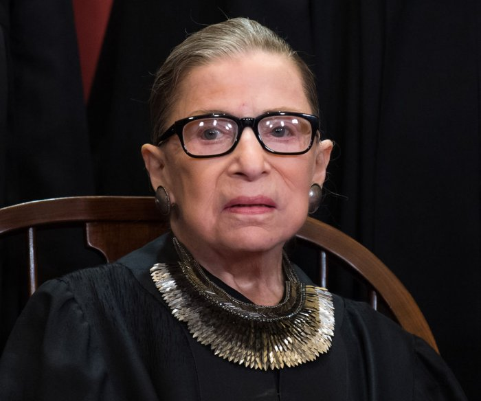 Ruth Bader Ginsburg treated for pancreatic cancer